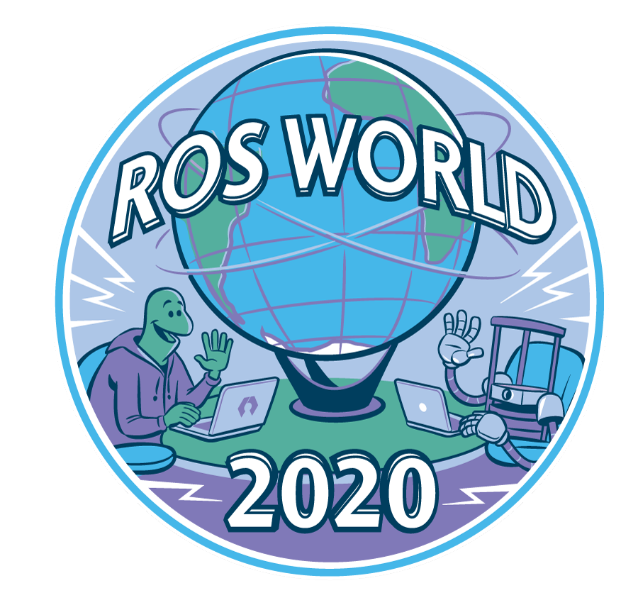 """Personal Notes from ROS World 2020"" Header Image"